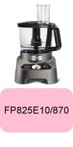 Pièces détachées pour robot double force moulinex FP825E10/870