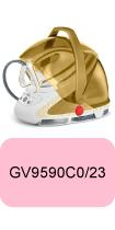 Pièces détachées et accessoires pour centrale vapeur Pro Express Care GV9590C0/23 Calor